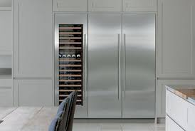 what is a built in refrigerator. Plain Built An Allrefrigerator Allfreezer Or Wine System That Is Built Into A  Wall You Can Pair Refrigerator Column With Freezer For In And What Is A Built In Refrigerator
