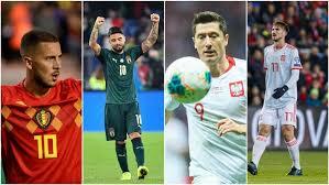 1.63 m (5 ft 4 in) playing position(s): Belgica Italia Ucrania Espana Polonia Y Rusia Sellan Su Pase Para La Eurocopa 2020 Marca Claro Usa
