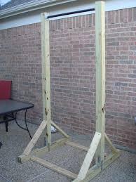 15 diy chin up bar freestanding