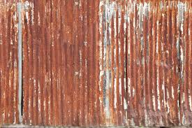 rusted corrugated metal roofing as dining table and chairs and dining room table and chairs