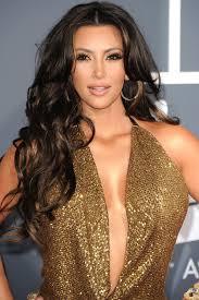 kim kardashian beauty evolution