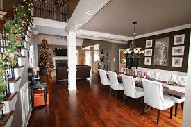 >christmas decorations open floor plan staircase 1a christmas  christmas decorations open floor plan staircase 1a