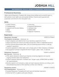 Respiratory Therapist Student Resume Respiratory Therapist Student Resume Nmdnconference Com Example