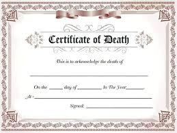Birth Certificate Template Word Classy Fake Birth Certificate Templates Dog Template Puppy Make A F