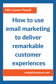 Email Deliver 144 How To Use Email Marketing To Deliver Remarkable