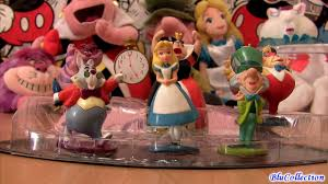 Alice and wonderland toys