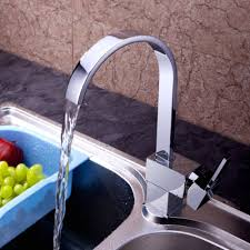 Best Brand Kitchen Faucets Aliexpresscom Buy Brand Modern Copper Bar Waterfall Sink Best