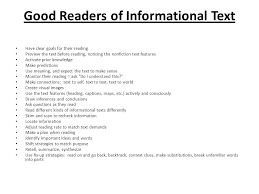 Non-Fiction Text Structures and Before, During, and After Reading ...