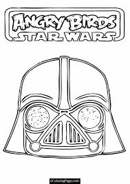 Small Picture angry birds star wars darth vader printable coloring page Kiddos