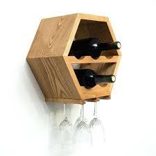 wooden hanging wine rack wood wine wooden wall wine glass racks