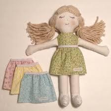 Muslin Doll Pattern Free Custom Design