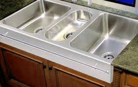 Sinks Undermount Single Kitchen Sink Kohler Prolific X Deep Bowl Kitchen Sink