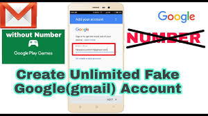 How Hindi Create Account In From Unlimited - Fake Youtube Google To Gmail