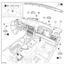 2005 ford f150 fuel pump wiring diagram wirdig 2004 ford explorer dash removal for