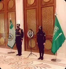 السعودية تعين أول امرأة في الحرس الملكي 2020 | POPSUGAR Middle East Smart  Living