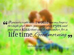Sweet Good Morning Quotes Best Of 24 Sweet Romantic Good Morning Quotes