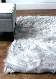 round fur rug large faux fur rugs super soft area rugs faux fur rug top us