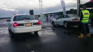 Crown Victoria Police Interceptor vs Chevy Camaro Z28 - YouTube