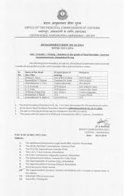 ahmedabad custom allocation of work amongst deputy assistant commissioners posted in customs commissionerate ahmedabad reg 1 eo 01 2017 transfer posting roatation in