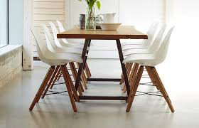 modern kitchen table with bench. Theo - Modern Dining Kitchen Table With Bench
