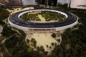 apple cupertino hq main1 apple new office