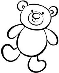 Small Picture Teddy Bear Coloring Pages For Kids teddy bear coloring pages for