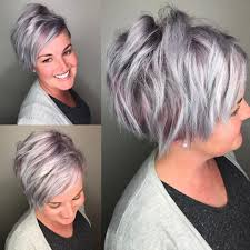 Short Grey Hair Style 30 cute pixie cuts short hairstyles for oval faces popular haircuts 5480 by wearticles.com