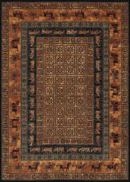 pazyrk burnished rust 1660 3066 old world classics rug by couristan