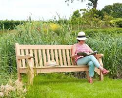 full image for garden furniture plaques outdoor bench memorial plaques garden furniture in rattan timber wrought