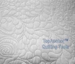 Feather Wreath Quilt Templates & Quilting Designs – TopAnchor ... & Feather Wreath Longarm Quilting Template Adamdwight.com