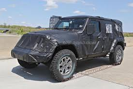 new jeep 2018. exellent 2018 just a few weeks back we had our first clear look at the new 2018 jeep  wrangler jl next generation of iconic suv to jeep