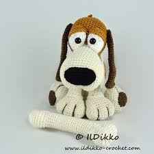 Crochet Dog Pattern Inspiration Butch The Basset Amigurumi Pattern Amigurumipatternsnet