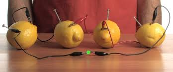 Lemon Powered Light Fruit Power Battery Sick Science Experiments Steve