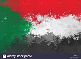 Sudan Design Sudan Flag Grunge Design Pattern Stock Photo 88038851 Alamy