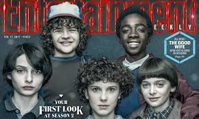 Entertainment Weekly releases first official image for 'Stranger Things 2'  - El Paisano