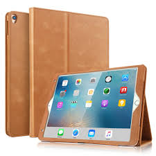 ipad air 2019 3rd gen 10 5 ipad pro 10 5 2017 case boriyuan vintage genuine leather case slim folio stand cover for ipad 10 5 inch with multiple viewing