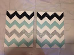 Painting For A Bedroom 17 Best Ideas About Chevron Teen Rooms On Pinterest Paint Colors