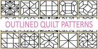 Barn Quilts Patterns Outlined Quilt Kansas Bedrooms – reverse ... & barn quilts patterns outlined quilt kansas bedrooms Adamdwight.com