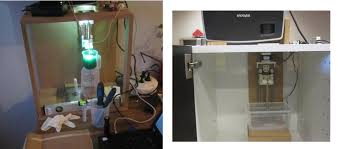 the streamlined sx2 simple sla dlp resin 3d printer with ikea enclosure is here