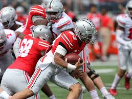 Ohio State Roster 2018 Depth Chart Ohio State Three Depth Chart Battles That Could Shape