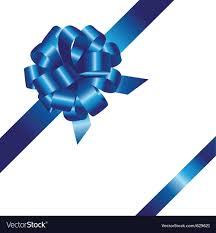 Blue Ribbon Design Blue Ribbon And Bow