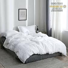 washed linen duvet duvet cover sets stone washed linen solid color basic king washed linen duvet