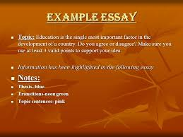 helpful hints on writing an essay ppt video online example essay