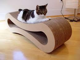 cardboard cat furniture cardboard furniture design