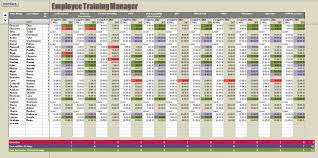 Excel Spreadsheet To Track Employee Training 023 Excel Employee Training Plan Template Free Spreadsheet