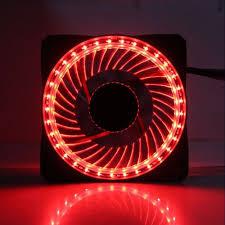 Red Pc Case Lighting Us 77 99 Gdstime 10 Pcs 12cm 120mmx120mmx25mm 3pin 4pin Desktop Pc Case Dc Cooling Fan 12v 120mm X 25mm Red Led Lights 12025 Led Cooler In Fans