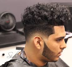 Hairstyle Top Latest Curly Male Hair Man Short Medium Cute