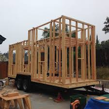 Small Picture The Eddy Hajas Tiny House Experience 03 Wall Framing
