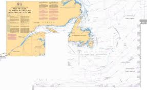 Gulf Of Maine Chart Gulf Of Maine To A Strait Of Belle Isle Including Y Compris