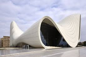 famous modern architecture buildings. Heydar Aliyev Centre By Zaha Hadid, Baku Famous Modern Architecture Buildings M